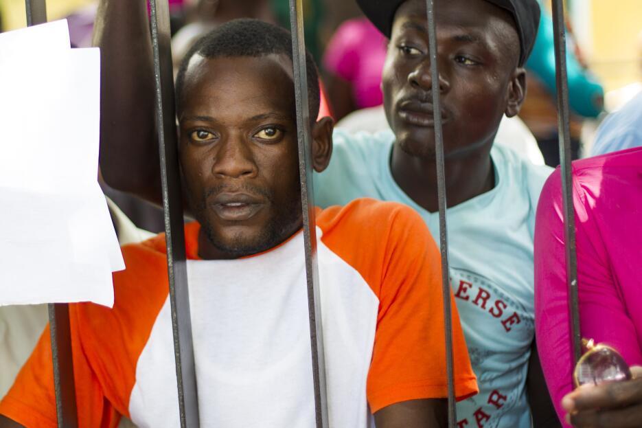 OEA reconoce a haitianos desplazados en Dominicana