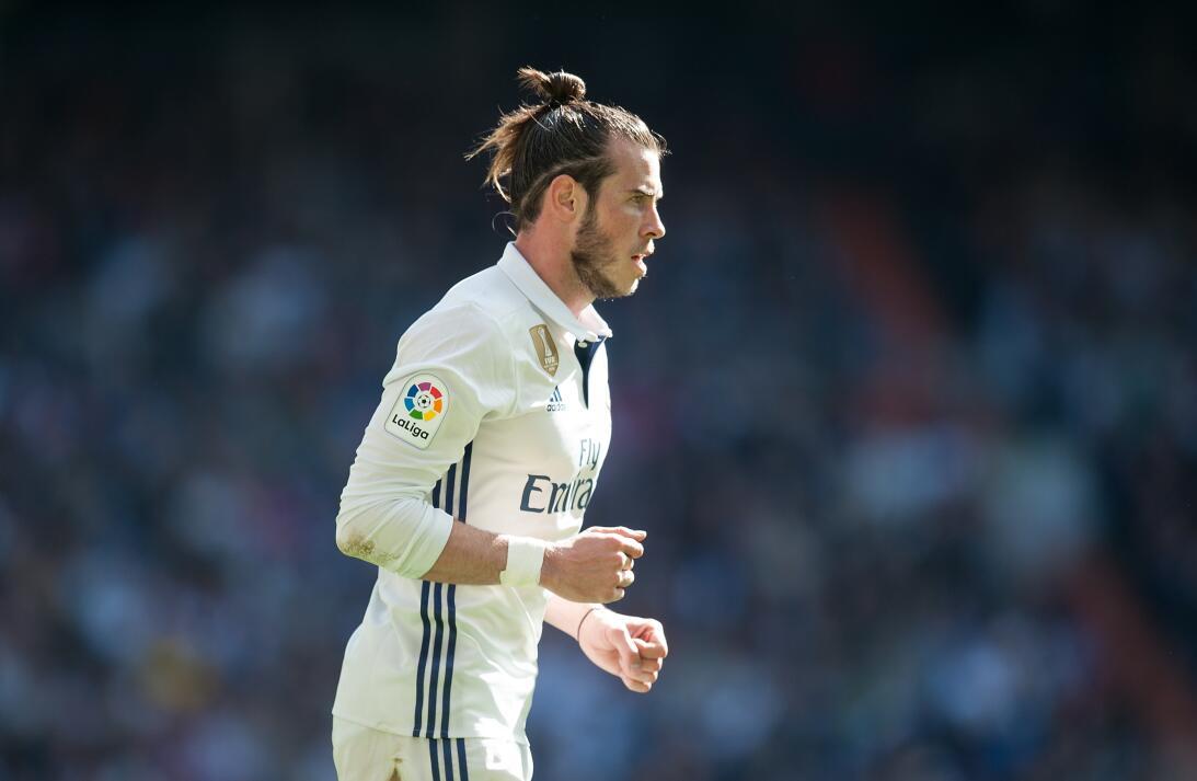 Gareth Bale (Real Madrid) - Con tan solo 16 años el crack de Gales debut...