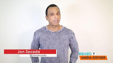 Jon Secada no sale de las playas de Miami