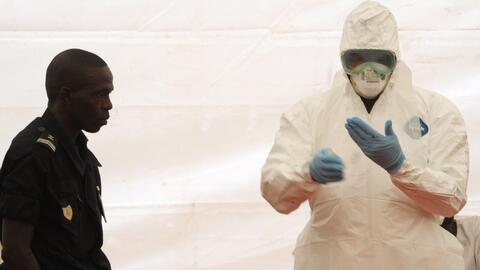 En Un Minuto: autoridades demandarían a paciente de ébola