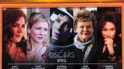 La Academia de Hollywood dio a conocer hoy la lista de candidatos a la 8...