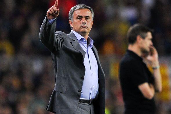 Mourinho parece haberle cogido la medida al Barcelona y sigue fiel a una...