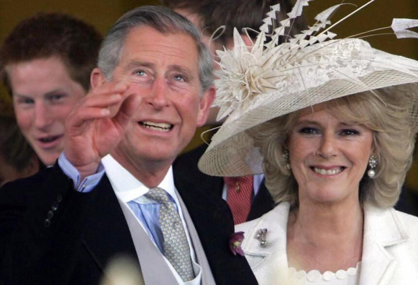 Príncipe Carlos Camilla Parker-Bowles