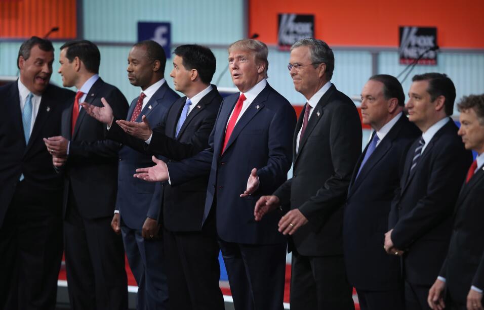 Trump confirma en su primer 'mitin de agradecimiento' que no hay otra ve...