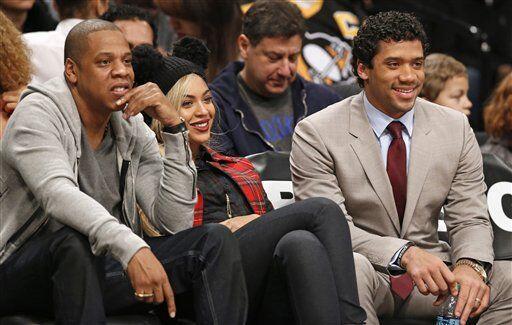 ¿Habrá propuesto Jay-Z a Wilson unirse a su agencia de representantes? (...