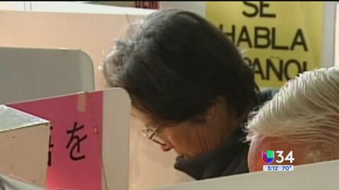 Votantes en California podrán aprobar la educación bilingüe