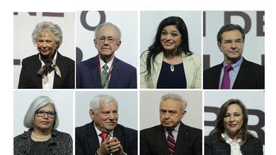 📷 Uno por uno, el gabinete que acompañará a López Obrador como presidente de México
