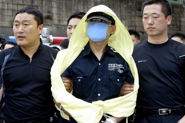 Los asesinatos de  Yoo Young-Chul cometidos en los años 2003 y 2004  lo...