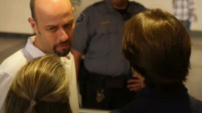Esteban Loaiza quedó en libertad bajo fianza (con grillete electrónico)