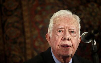 Jimmy Carter ha contribuido en otras acciones diplomáticas entre...
