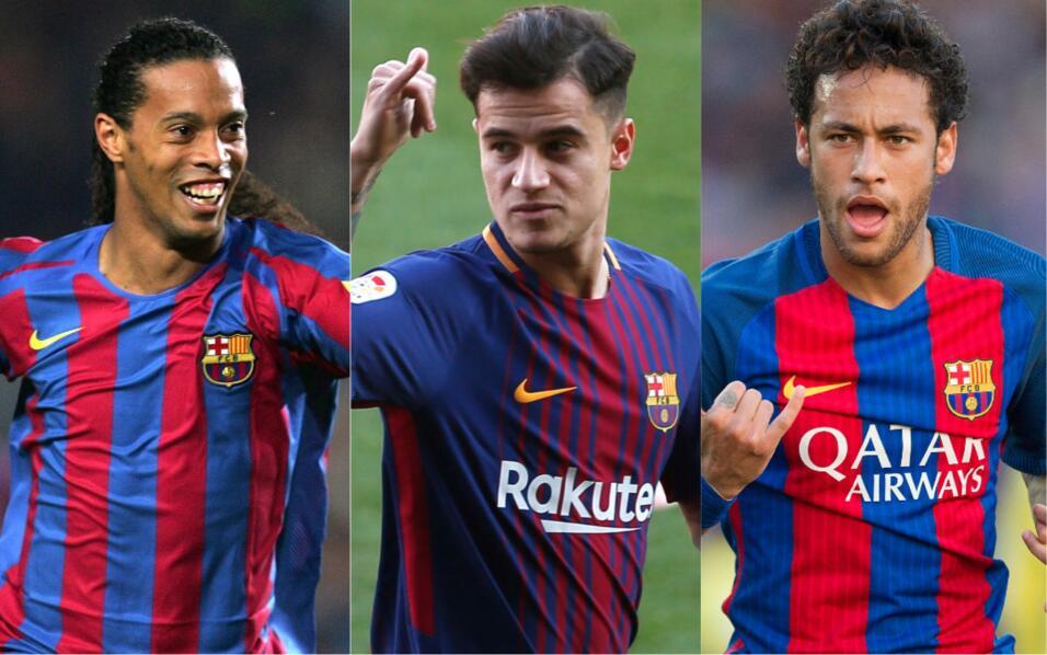 ¿El nuevo Ronaldinho?, Barcelona ficha a la actual joya del Gremio brasi...