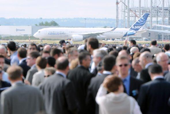Un primer vuelo con éxito puede contribuir a dar un empujón a los pedido...