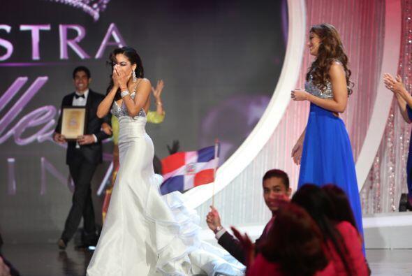 Nabila Tapia se conviritió en la tercera chica en recibir el pase...