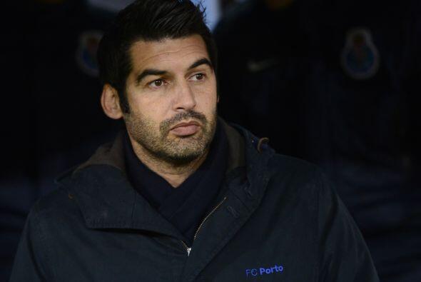 """Los """"castores"""" recuperaron al técnico portugués Paulo Fonseca, el que le..."""