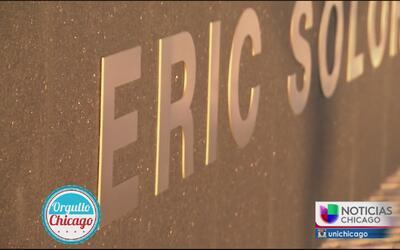 Erik Solorio Academy es un Orgullo Chicago