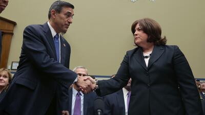 El fugaz paso de la primera mujer a cargo del Servicio Secreto