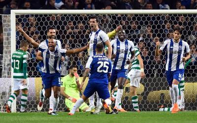 El Porto es líder en Portugal con 67 puntos, ocho más que...