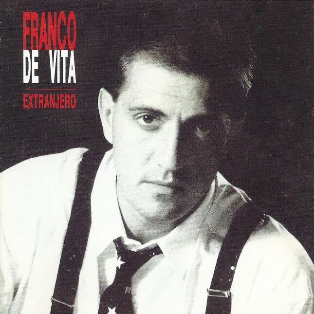 Con 'Extranjero', publicado en 1990, se dio a conocer internacio...