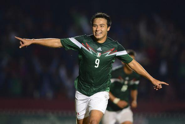 México goleó a Venezuela por 4-1 y festejó a lo grande la victoria en lo...
