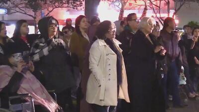 Residentes se unen en una oración por la ciudad de San Antonio
