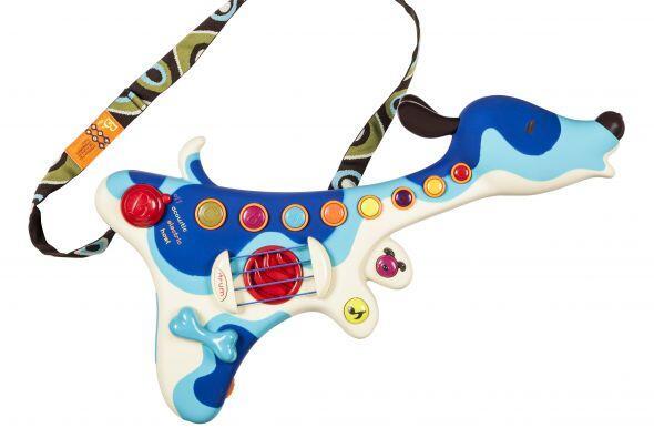 Si tu hijo tiene un músico interior, este es el regalo para &eacu...