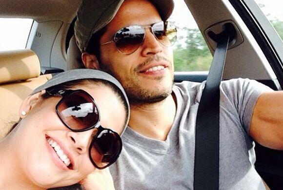 2 de mayo, Ana y Luis se dieron una escapadita a Disney para olvidarse u...