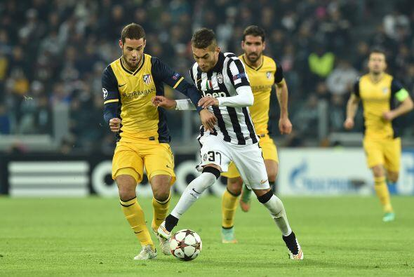 Juventus y Atlético de Madrid salieron satisfechos con una igualdad sin...