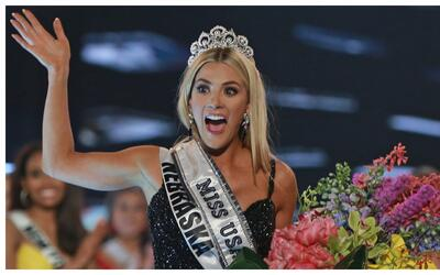 Sarah Summers, Miss USA 2018.