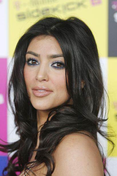 Sin embargo, el nombre de Kim no se ha hecho famoso por ésto, sino por l...