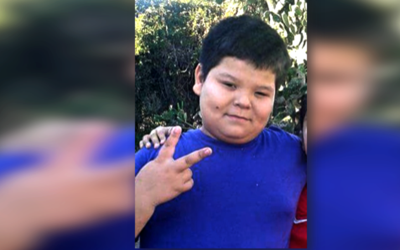 Juan Osiris Covarrubias tenía 11 años al morir súbi...
