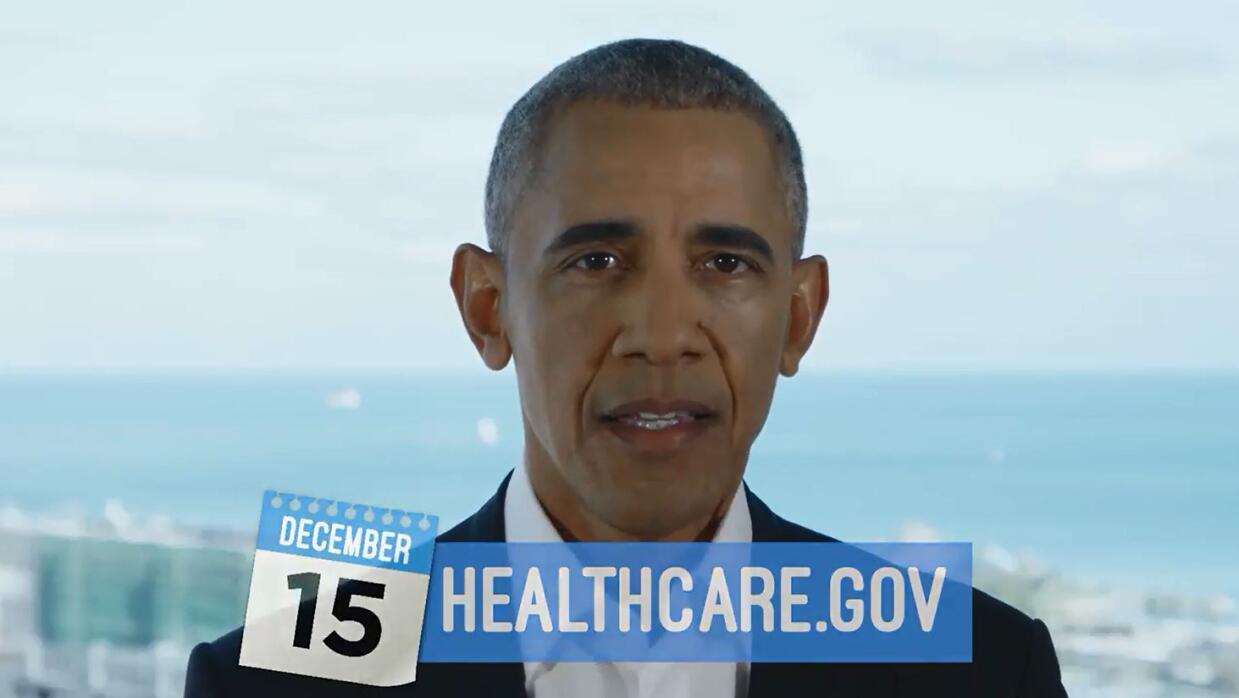 En un video publicado por Get America Covered en su cuenta de Twitter, O...