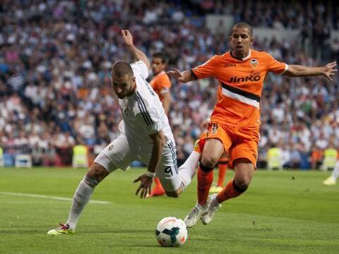Real Madrid jugaba su partido de la penúltima fecha de la Liga es...
