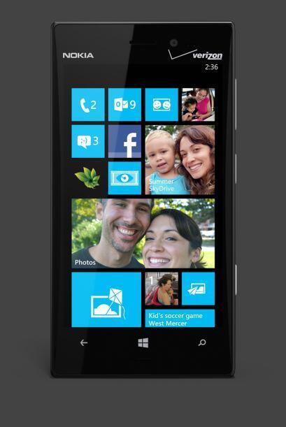 Con el Nokia Lumia 928, puedes preservar los momentos inolvidables de la...
