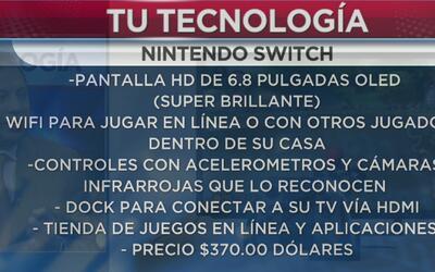Todo está listo para que la compañía Nintendo lancé su nuevo producto