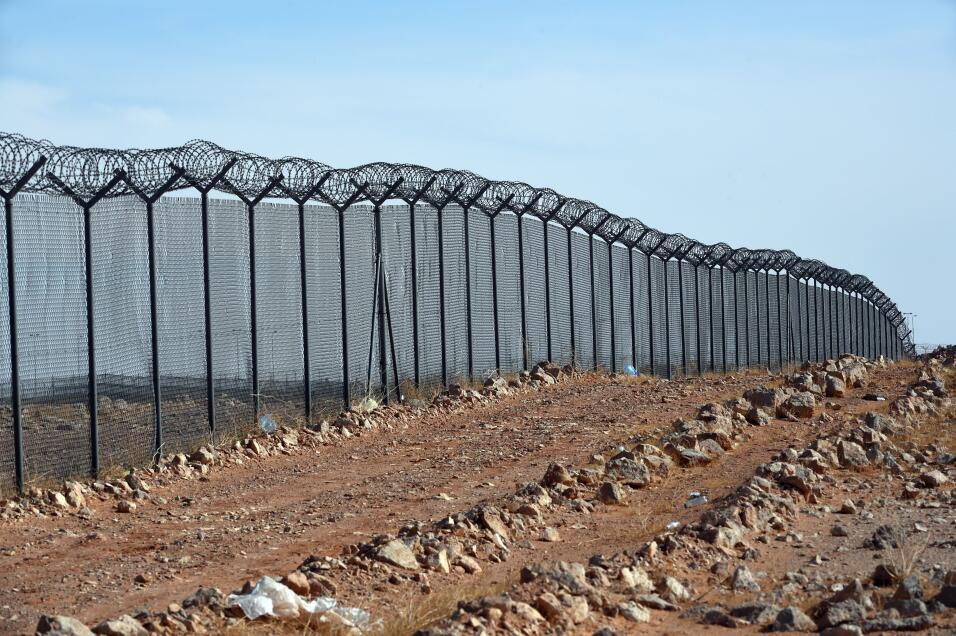 """La actual """"Gran Muralla"""" que continúa en construcción, es una idea del G..."""