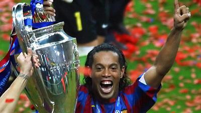 Los 10 mejores | Ronaldinho, la magia y alegría hechas fútbol