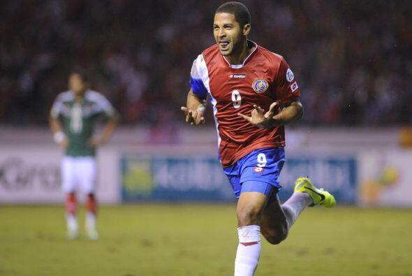 Como aquel que le marcó a México en el Estadio Nacional que prácticament...
