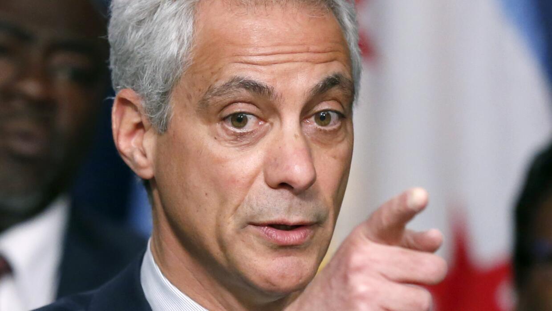 Alcalde de Chicago anuncia reformas en la actuación policial tras denunc...