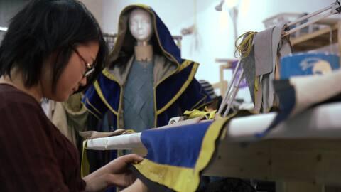 El mágico vestuario de 'Warcraft'