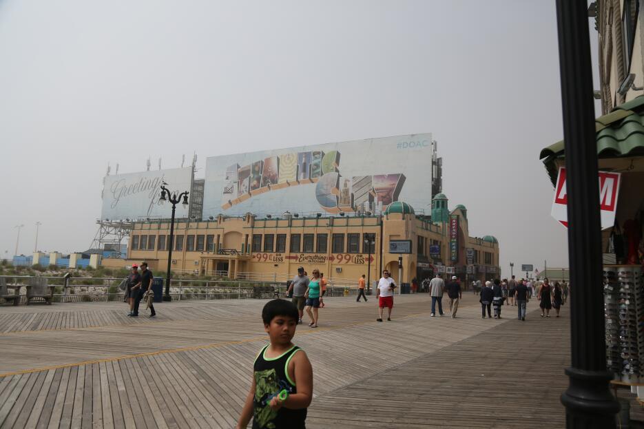 Atlantic City, la ciudad en ruinas que Donald Trump alguna vez hizo gran...