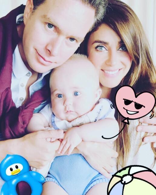 Estos son los bebes de los actores más carismáticos en redes sociales