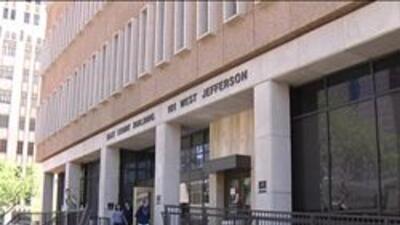 Edificio de la corte estatal en Phoenix