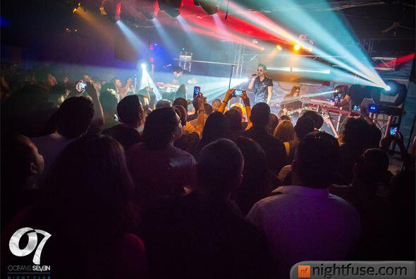 El reconocido grupo techno-pop continuó su gira por los EEU...