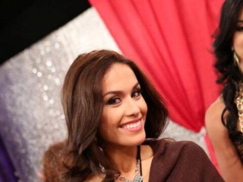 La mexicana Bárbara Falcón asegura que su debilidad es que...