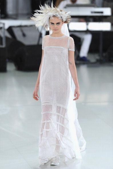 Cara Delevigne también formó parte de los show 'fashionistas' que la ciu...