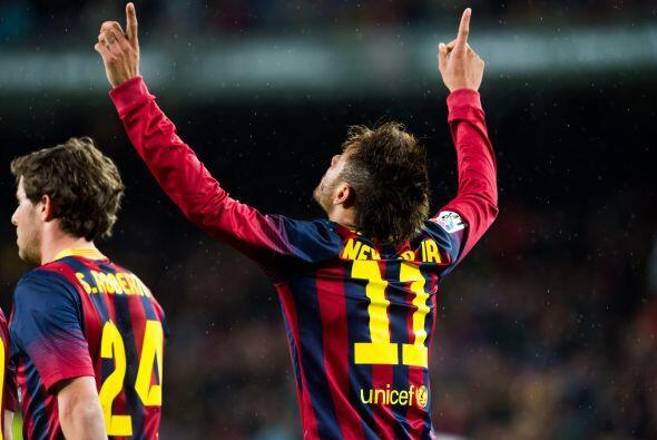 Con el 3-0, el Barcelona sumó tres puntos y un triunfo más...