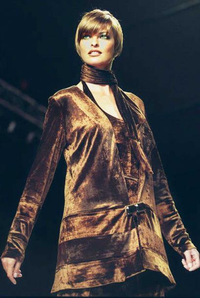 Linda Evangelista-Top Model