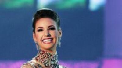 Marelisa Gibson, Miss Venezuela 2009.