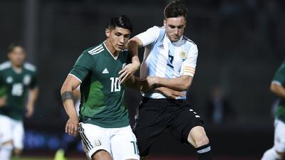 Alan Pulido espera que México vuelva a la Copa Libertadores
