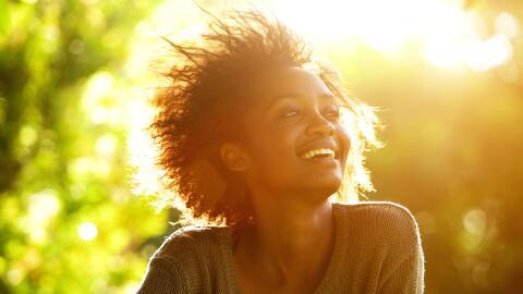 Personas felices - Persona feliz - Felicidad
